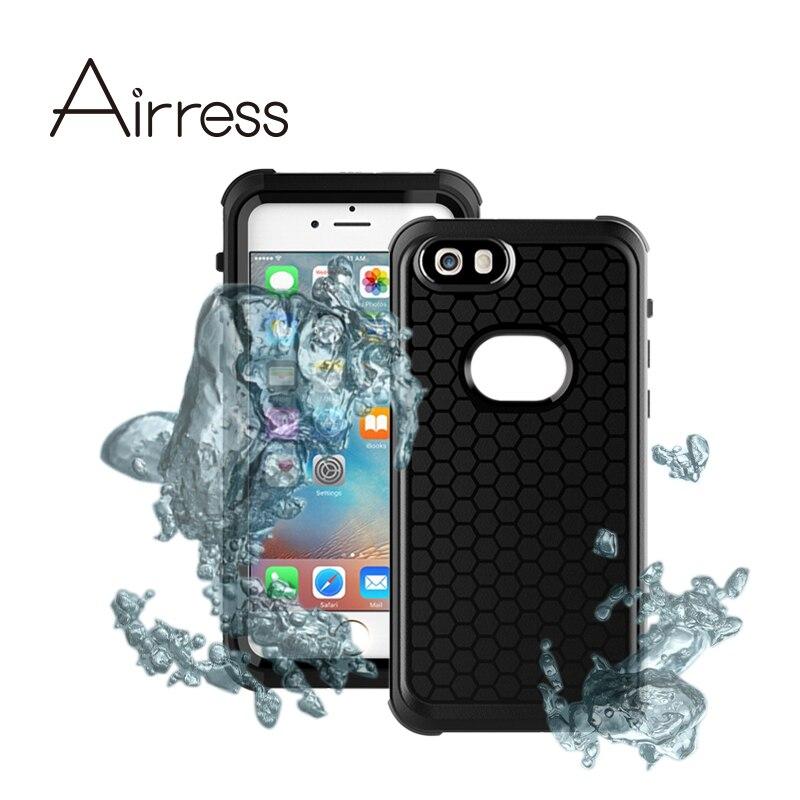 bilder für Airress multifunktions ultradünne Wasserdicht Staubdicht Stoßfest Handy Tasche für iphone 6 6 s 6 plus 6 s plus