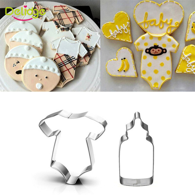 Lovely Baby Series Stainless Steel Cookie Cutter