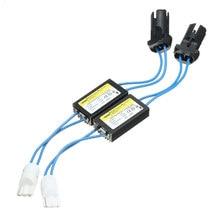 2x aviso cancelador resistor canbus t10-eliminar o erro leitor de código de diagnóstico