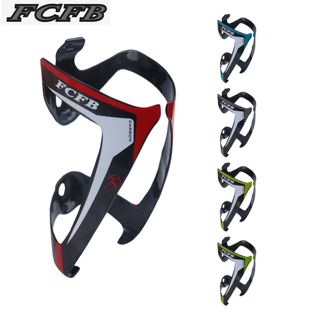 2017 FCFB bottle cage road bike mountain bike UD 3k cycling carbon bicycle bottle cage bike cage cycling Water bottle holder