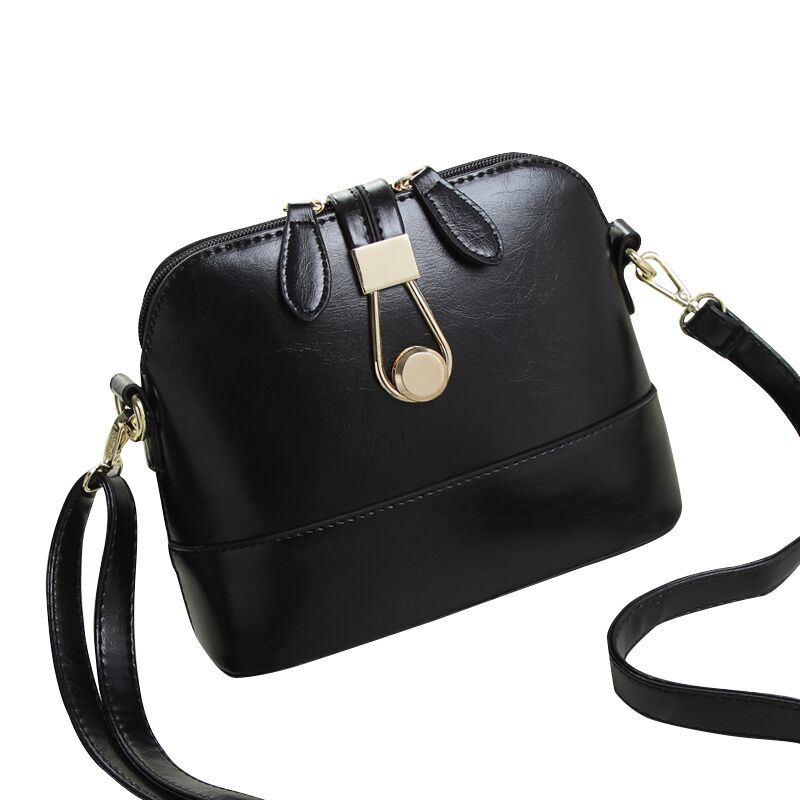 New 2017 Fashion Ladies Leather handbag Casual Purse Designer Crossbody Shoulder bag Women Messenger bags Shell Small Handbags 2017 new crossbody bags for women candy colors messenger bag brand fashion ladies shoulder bag women leather handbag l4 2616