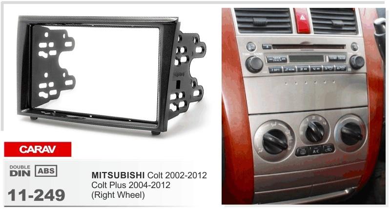 mitsubishi colt 2002 акс