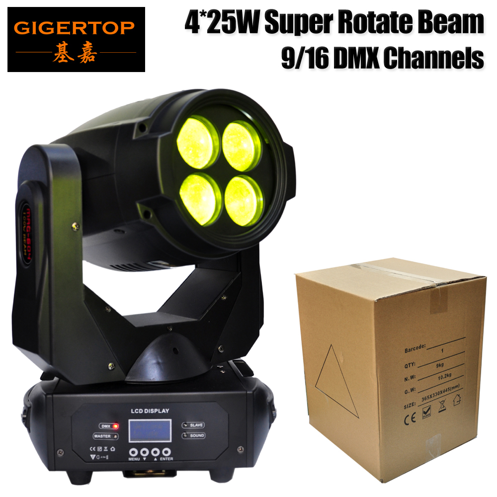 Gigertop TP-L679 New Design 150W Super Beam Led Moving Head Light Big LED Display Power in/out Connector Rotate Glass Color Lens автоинструменты new design autocom cdp 2014 2 3in1 led ds150