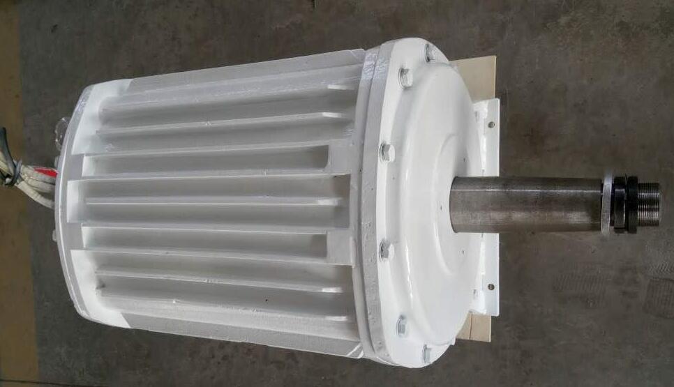 30KW/30000W 150RPM low rpm horizontal wind & hydro alternator/ permanent magnet water power dynamotor hydro turbine