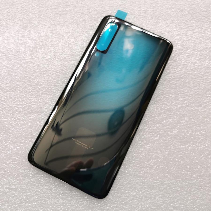 Image 5 - 100% Original Gorilla Glass For xiaomi 9 mi 9 MI9 Back Cover Back Door Replacement Hard Battery Case Rear Housing Cover ExplorerMobile Phone Housings & Frames   -