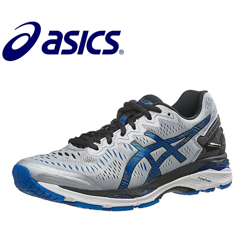 official photos 19acd d9b15 US $47.87 16% OFF|ASICS GEL KAYANO 23 Asics Sneakers Man's Sports Shoes  Sneakers Comfortable Outdoor Athletic Shoes GQ 8 Color Sneakers For Men-in  ...