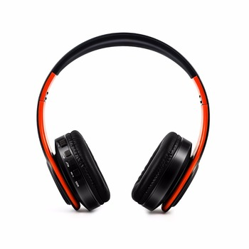 Bluetooth Headphone Handsfree Headset Super Bass Music Mp3 Player with Microphone for Smartphones PC 5