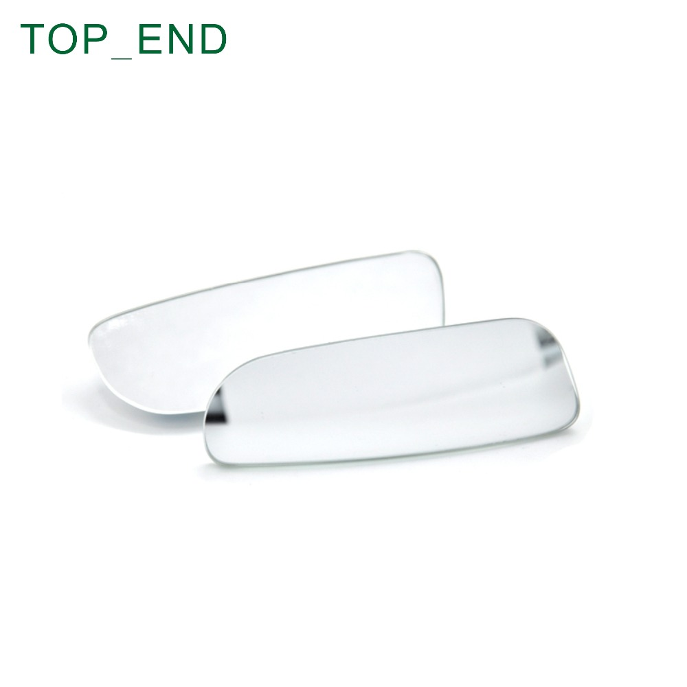 2017 New Wide Blind Spot Mirror,Free Shipping,1pair,Frameless & Cool Design,2 Way Application: Fixed Or 360 Degree Adjustable