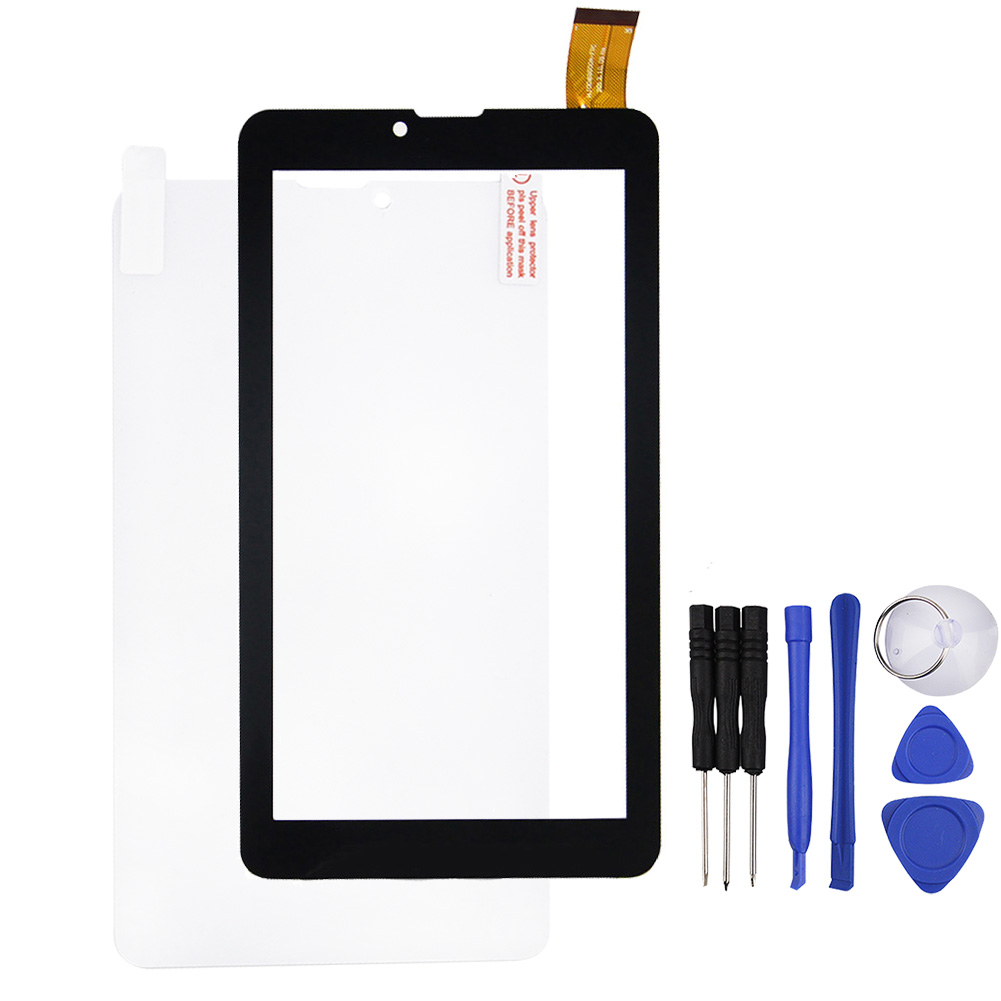 New 7 inch Touch Screen for  Hit 3G ht7070mg Tablet Panel with Free Film+ Repair Tools Digitizer Glass Sensor Replacement free film new touch screen digitizer 7 inch oysters t72 3g tablet outer panel glass sensor replacement wjhb
