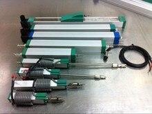 Doğrusal deplasman sensörü KTC 200mm çekme çubuğu elektronik cetvel pozisyon dönüştürücü potansiyometre enjeksiyon kalıplama makinesi