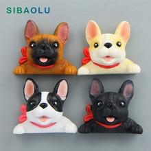 Refrigerator Magnets Whiteboard-Sticker French-Bulldog Home-Decoration Gifts Animal Kids
