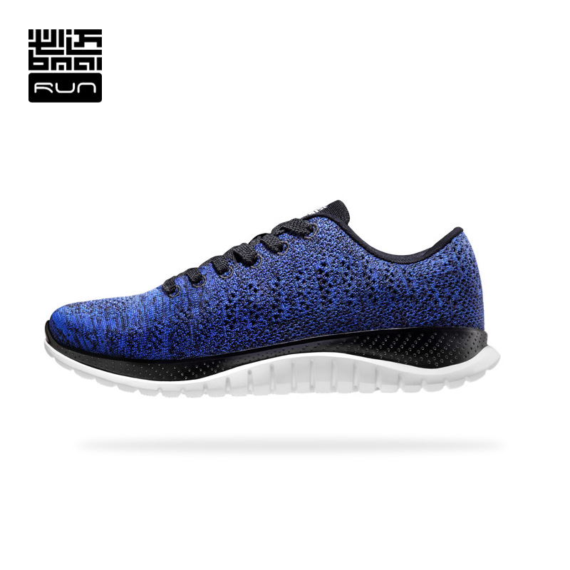 ФОТО BMAI Man Running Shoes Lace-Up Net Shoes Breathable Outdoor Shoes Trainers Male Brand Professional Sports ForMotion Sneakers#Man