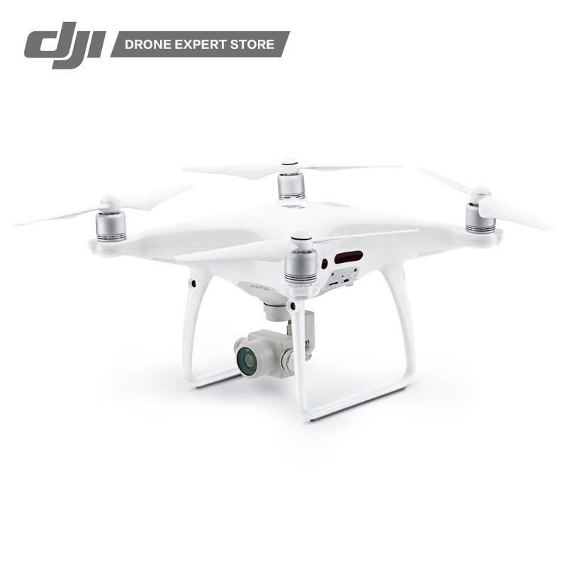 DJI Phantom 4 Pro/Phantom 4 Pro Plus Drone 4K 60fps Video Recording 1-inch Image Sensor 30 min Flight Time 7km Remote Control dji аккумулятор 4s1p для квадрокоптера phantom 4 pro 5870mah