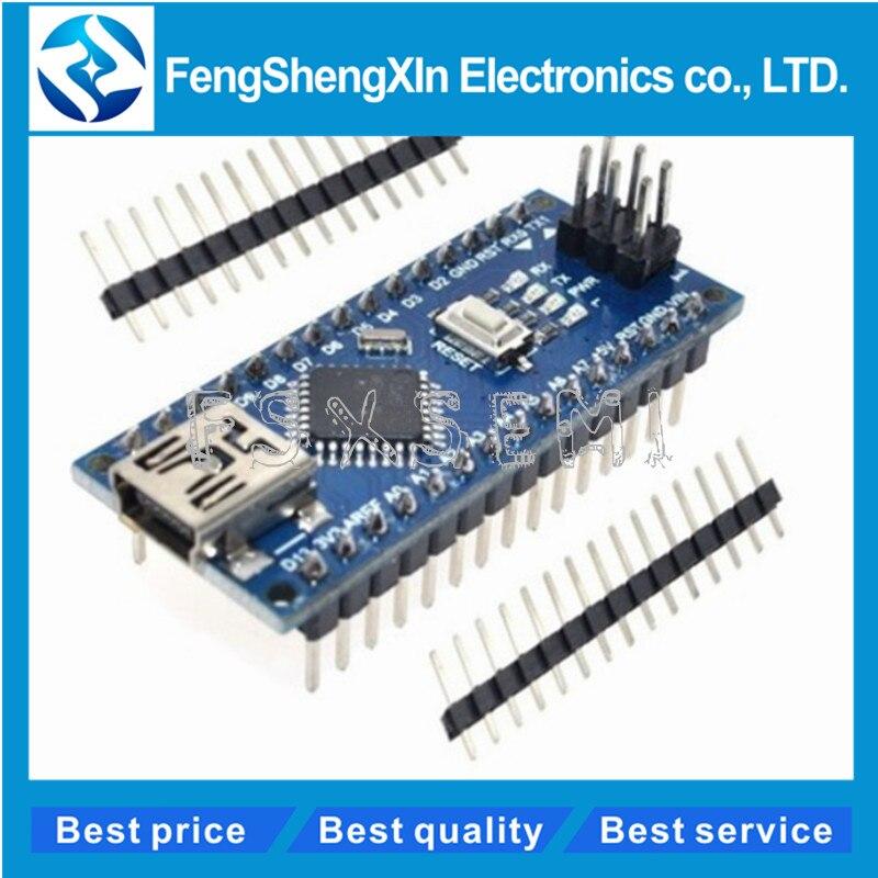 1pcs ATmega328P For Nano V3 Contrleur Board Compatible Amliore Version Neuf For Arduino