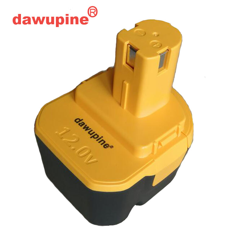dawupine NI-MH battery <font><b>12V</b></font> 2000mAh For Ryobi <font><b>12V</b></font> 2Ah Electric Power tools Battery Wireless Electric Drill Rechargeable Battery image