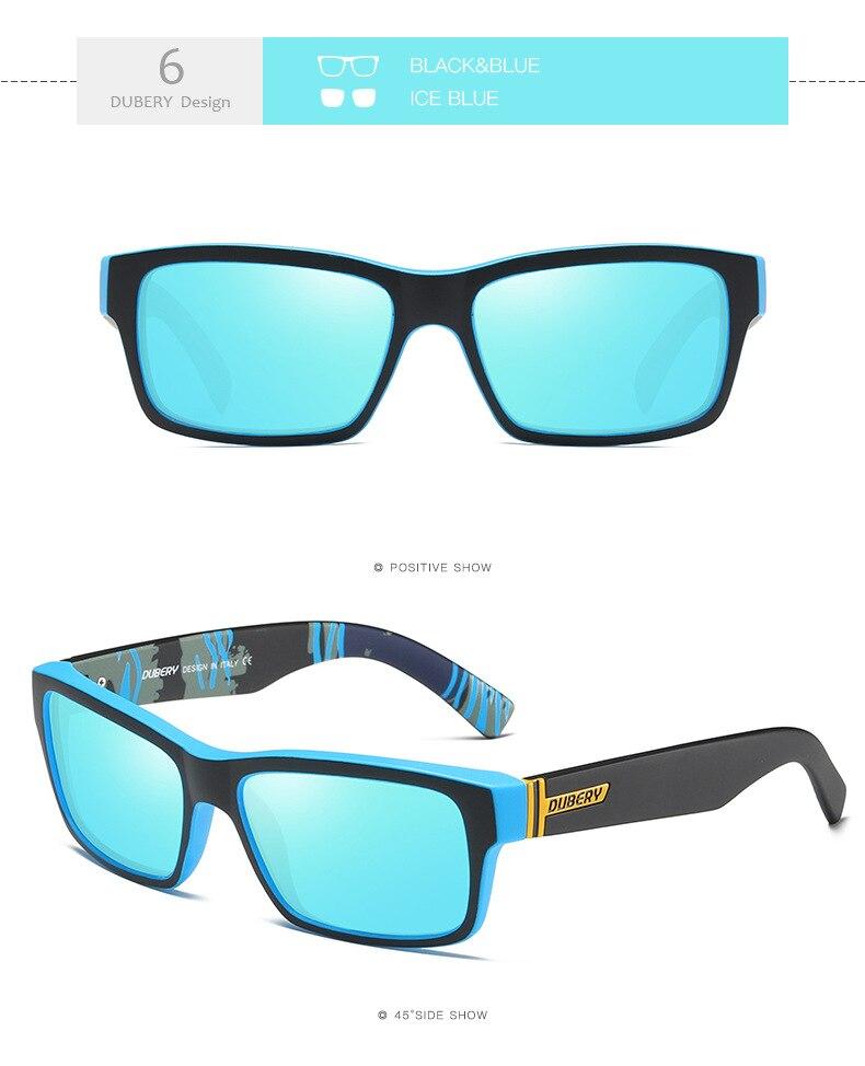 Óculos polarizados Lente TAC da Movimentação Dos