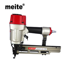 new product meite MT-N851-H 16GA 7/16 heavy wire stapler powerful pneumatic nailer for wood work with high quality Jun.14