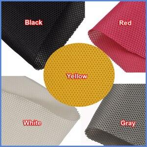 Image 3 - Prata/vermelho/branco/azul/preto/bege/rosa/marrom/amarelo alto falante pano de poeira grade filtro tecido malha alto falante pano de malha 1.4x0.5m