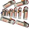 RC Lipo батарея 4S 14,8 v 35C 60C 1300 1800 2200 2600 3000 3500 4500 5000 6000 mAh Для RC автомобиля самолет Лодка вертолет грузовик танк