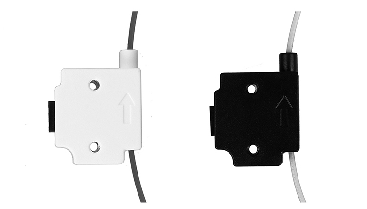 Funssor 3D Printer filament sensor detection module for 1.75mm/3mm filament detecting sensor switch module monitor 012602 motor speed sensor module w switch deep blue