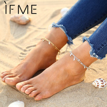5 Style New Bohemian Silver Color Women Anklet Girl Popular Gold Color Multi-layer Stone Bracelet Jewelry dropship suppliers