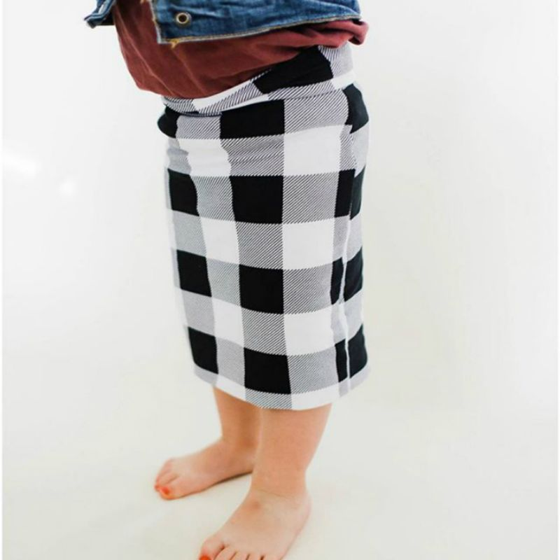 2019 New Skirts Toddler Baby Clothes Kids Girl Printing Pencil Skirts Summer Skirt Child Baby Girls Clothing 0 3Y in Skirts from Mother Kids