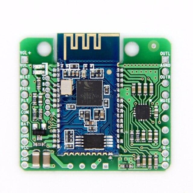 CSR8645 APT X HIFI Bluetooth 4.0 12V Receiver Board for Car Amplifier Speaker Dropship