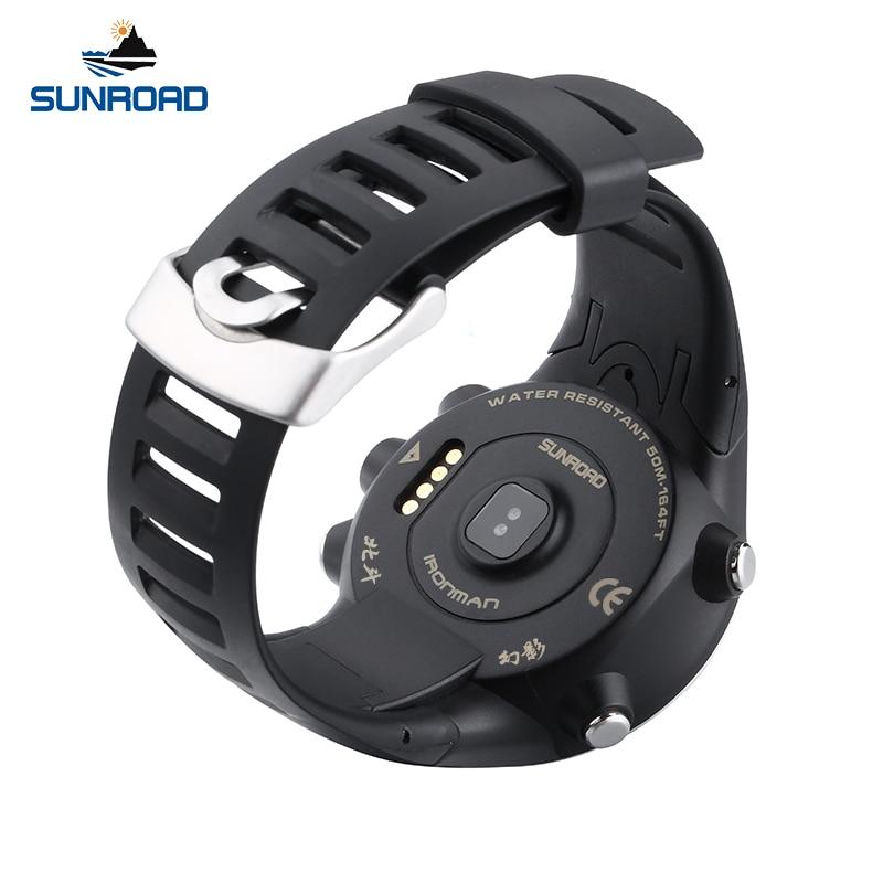 Sunroad 남자의 디지털 gps 심박수 montoring 시계 나침반 고도계 기압계 reloj hombre 세계 시간 기능-에서디지털 시계부터 시계 의  그룹 2