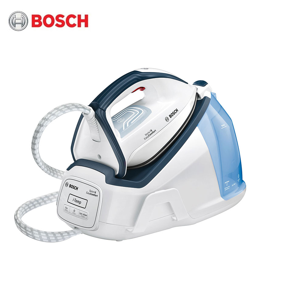 Electric Irons Bosch TDS6150 Steam stations SecureLock System Clean Easy CeraniumGlissee soleplate Auto-shut-off secure free shipping fuel shut off solenoid 3934177 sa 4697 24 24v