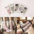 2017 women socks independent poetry fine packing Japanese autumn stripes in tube socks cotton socks wholesale 30Pairs/Lot