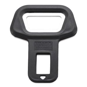 Image 2 - 1PCS Car Safety Belt Buckle Clip Bottle Opener for Fiat 500 600 Tipo Punto stilo Freemont Cross Coroma Panda Idea Palio