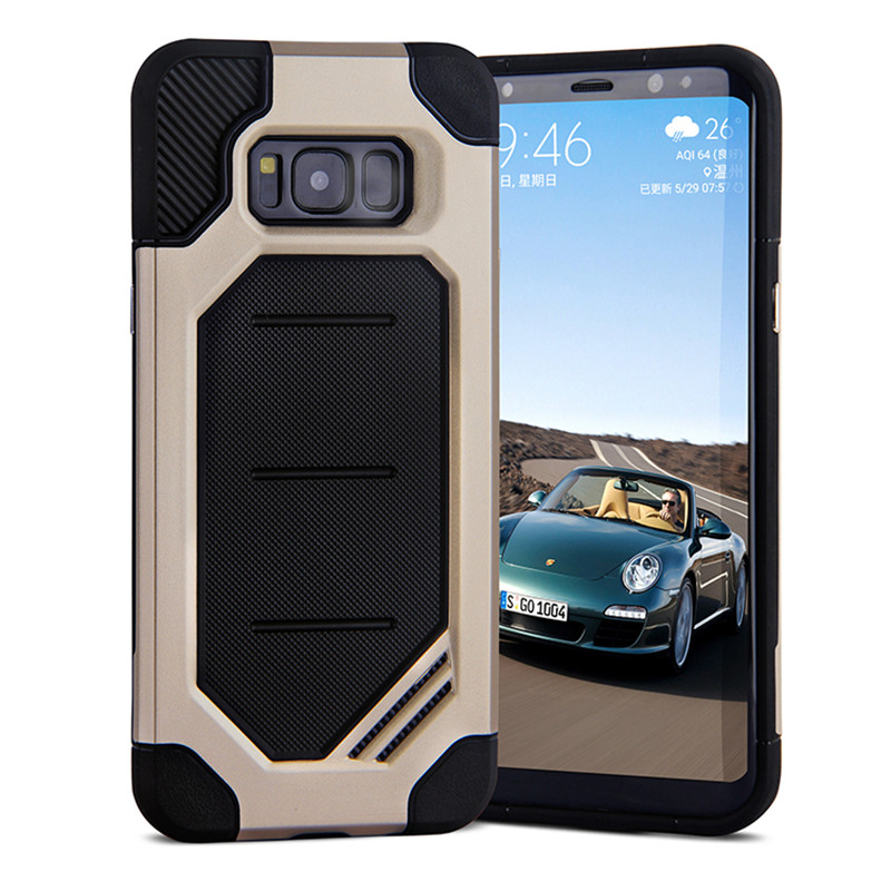 For Samsung Galaxy S7 Edge Case Rugged ARMOR Cover Shock Proof Lifeproof Defender Speck Strong Rock Protect Rubber Hot Sale New