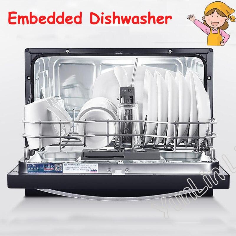 Household Embedded Dishwasher Intelligent, Smart Small Desktop Dishwashers