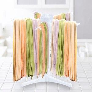 Складная Сушилка для пасты подставка для сушки спагетти сушилка держатель для сушки лапши подвесная стойка инструменты для приготовления ...