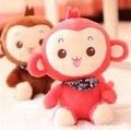 Alta calidad de Super Kawaii mono lindo juguete de peluche de regalo de los cabritos 20 cm anime mono de peluche muñecas envío gratis
