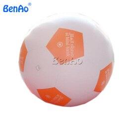 AO116 BENAO DHL darmowa wysyłka PVC o długości 2 m hel nadmuchiwany balon na niebie/nadmuchiwane largre helem balon reklamowy