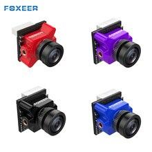 Камера Foxeer Micro Predator 4 Super WDR 4ms с задержкой OSD 1000TVL FPV Для радиоуправляемых моделей, Мультикоптер, запасные части, аксессуары для DIY