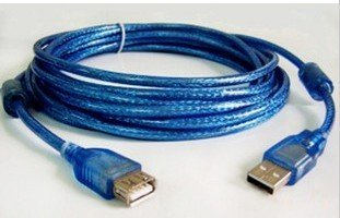 Free Shipping USB Extension Cable 10FT 3M A Male to A Female USB 2.0