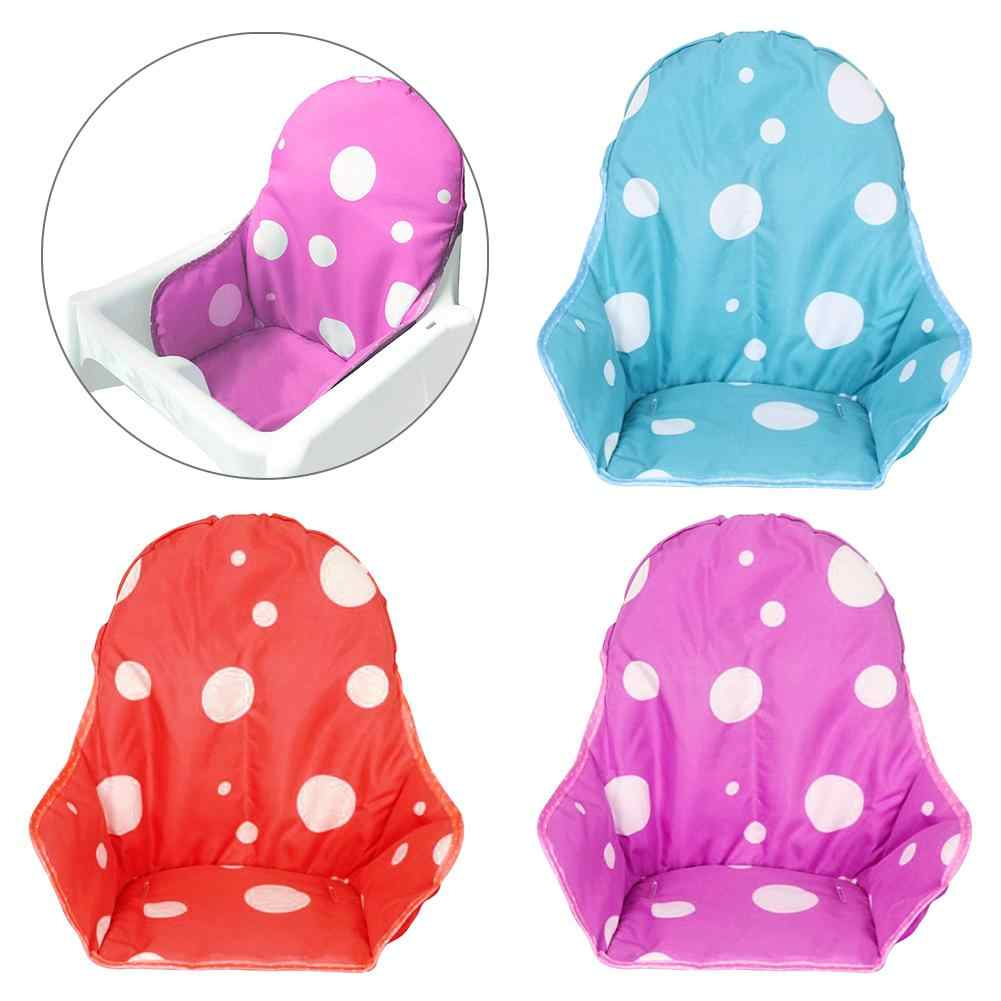 Children's Dining Chair Cushion Baby Foldable And Portable Thick Non-slip Chair Cushion Seat Cushion For Children Safe Care
