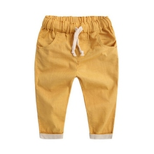 Pants for boys Summer Boy Trousers