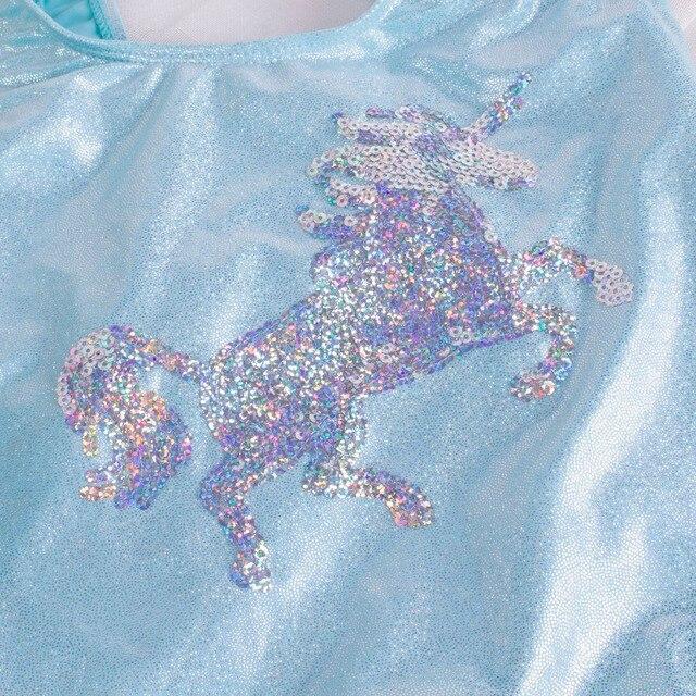 Unicorn Swimwear For Girls One Piece