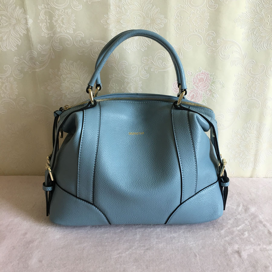 High Quality Multi functional Women Leather Handbags Top Layer Cowhide leather Shoulder Bag Genuine Leather Soft