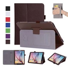 Tablet Note leather Case For Samsung Galaxy Tab S2 9 7 T810 T815 Protective Case Flip