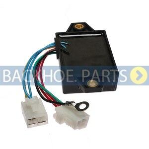 Image 3 - Voltage Rectifier Regulator MM409675 MM435745 12V for Mitsubishi Engine K3B K3D K3E K4D K4E S3L S4L