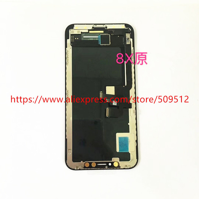 For OEM Lcd with Touch for iphone 6 6plus 6s 6s plus 7G  7 plus 8 8PLUS X  XR + free shipping