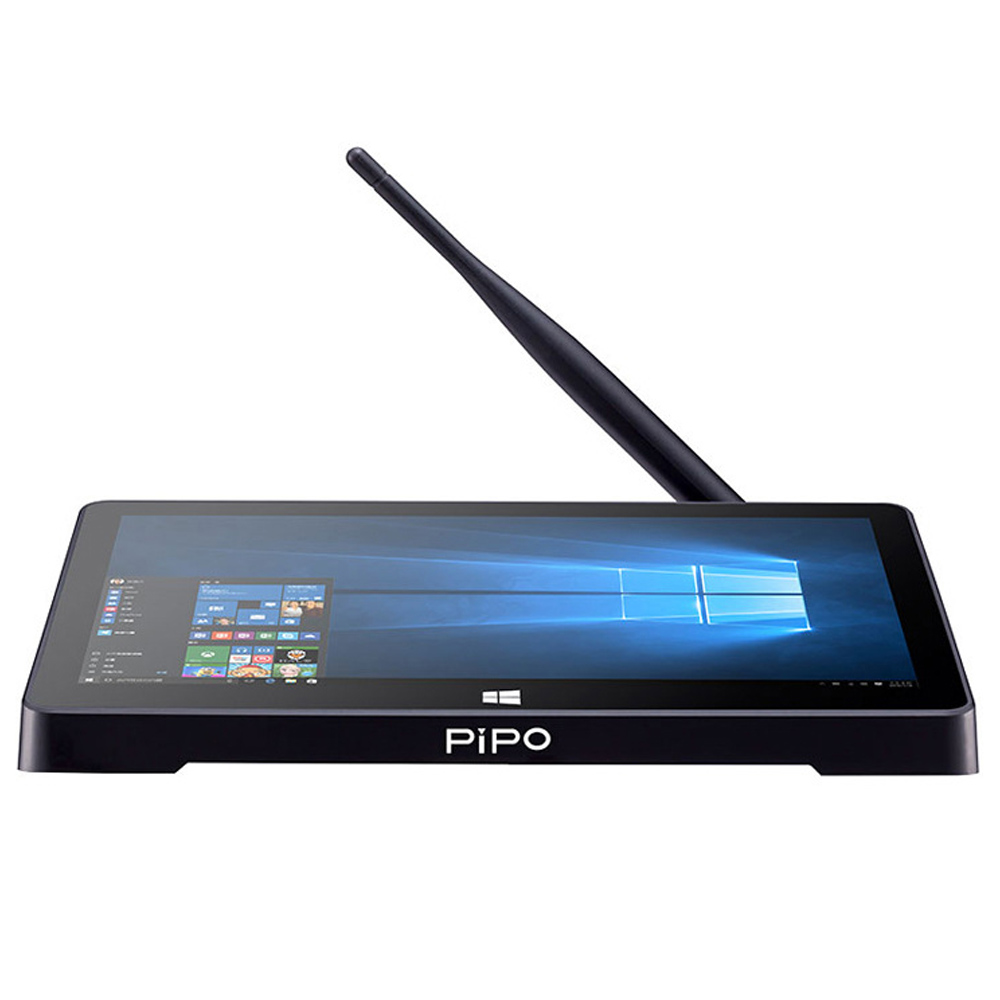Image 3 - PiPo X10 Pro Mini PC IPS Tablet PC Dual OS Android Windows 10 TV Box intel Z8350 Quad Core 4G RAM 64G ROM 10000mAh Bluetooth-in Mini PC from Computer & Office
