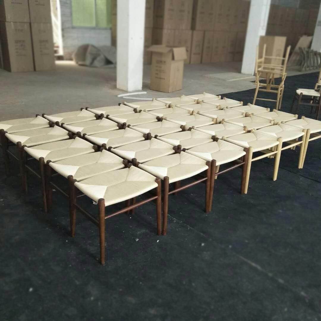 Скандинавский современный из натурального дерева простой обеденной стул из ясеня для отдыха дома спинка деревянного кресла Кеннеди китайский стиль Y стул - Цвет: style 6
