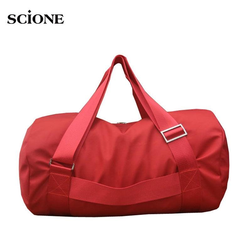 Scione Yoga Bag Gym Backpack For Women Sports Shoulder Bags Crossbody Bag Sport Travel Multifunction Men's Training Bag XA294WA