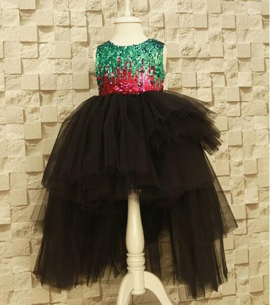 short sleeve off shoulder blouses for kids tulle polyester sequin party dresses stylish off the shoulder short sleeve slit dress for women