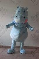hot sale hippo mascot costumes hippo onesies for adults hippopotamus mascot costumes